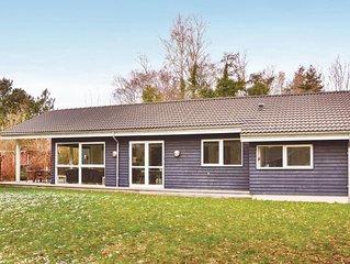 4 Zimmer Unterkunft in Vejby