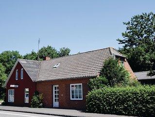 5 Zimmer Unterkunft in Bredebro