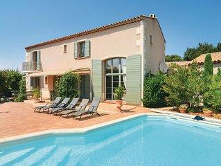 Zeitgenössisches Wohnen in der Provence