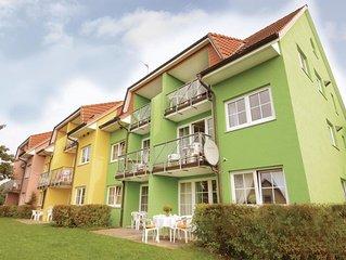 2 Zimmer Unterkunft in Neuschönberg