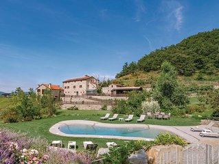 8 Zimmer Unterkunft in Visignano-Firenzuola