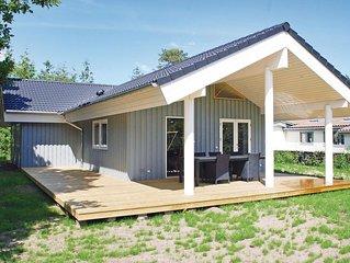 3 Zimmer Unterkunft in Knebel