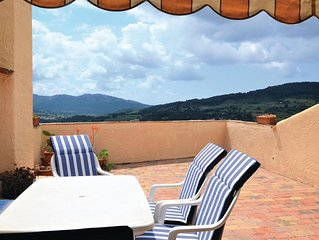 3 Zimmer Unterkunft in La Cadiere-d'Azur