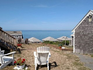 Steps from the beach and a short distance from Provincetown