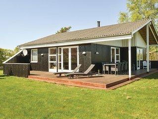 3 Zimmer Unterkunft in Juelsminde