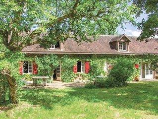 4 Zimmer Unterkunft in Beauchene