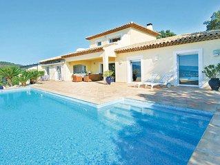 4 Zimmer Unterkunft in Sainte-Maxime