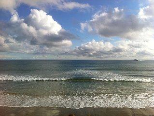The Simple Life on the beach. Off season weeks!