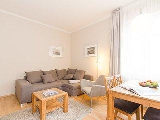 Lotsenkoje – Meeresart, strandnahe gemutliche Wohnung, 2 – 3 Pers.