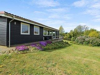 3 Zimmer Unterkunft in Allingåbro