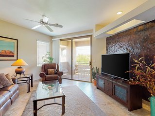 Charming condo w/ shared pool, hot tub & private patio