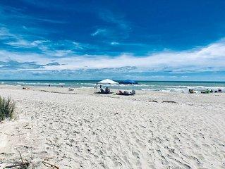 Paradise Beach House #2 Direct Oceanfront Condo. (OCEAN LEVEL GROUND FLOOR)