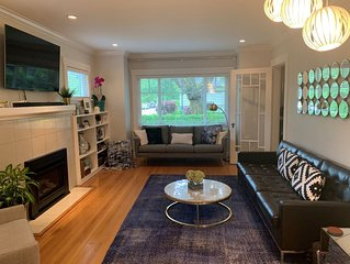 Updated Character Home in Heart Of Kitsilano