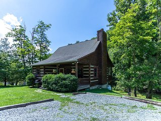 Our Neck Of The Woods - In Valle Crucis. Hot Tub, Creek, Pool Table, Firepit, 1