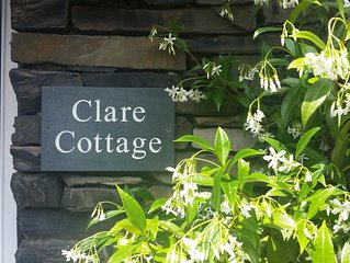 Cottage In Ambleside, Lake District, Cumbria, England