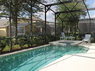 4 Bed/3 Bath 3 Miles from Disney World in Emerald Island Resort