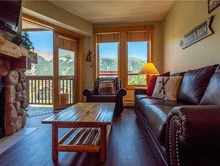 Taylor's Crossing 302: 1 BR / 1 BA 1 bedroom in Copper Mountain, Sleeps 4