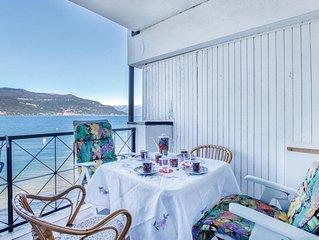 2 Zimmer Unterkunft in Porto Valtravaglia