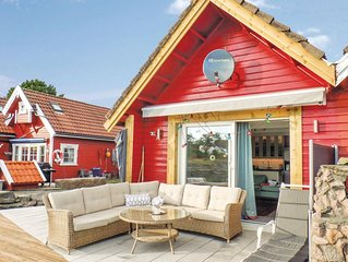 1 Zimmer Unterkunft in Søgne
