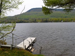 Waterfront Home on Lake Elmore - Relax and enjoy four season recreation