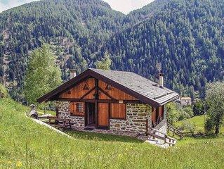3 Zimmer Unterkunft in Peio Terme -TN-