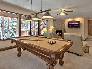 Entry,Close to Casinos, Hot Tub, Pool Table and Foosball Table