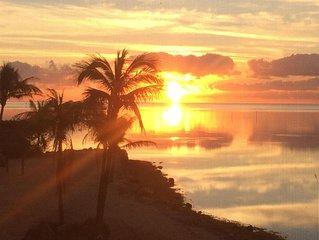 Magnificent Sunrises Await You at This Oceanfront Condominium