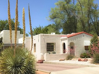 GORGEOUS 1930s CASA, Highly Desired Historic Nob Hill area, UNM, Old Town, DownT