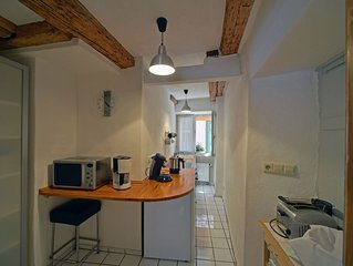 Apartment Insel 2, 42 m2, 1 bedroom, 1 living room/bedroom, max. 4 people