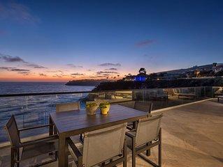 Luxury North Laguna Oceanfront Villa