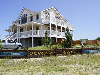 Gorgeous Home-6 BR w/ Linens,Private Pool,Hot Tub, Ocean Views