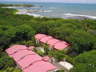 New 2BR/2BA Luxury Villa - Beachfront, Wireless, Great Pool