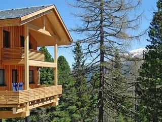 Ferienanlage Alpenpark Turracher Höhe, Turracher Höhe