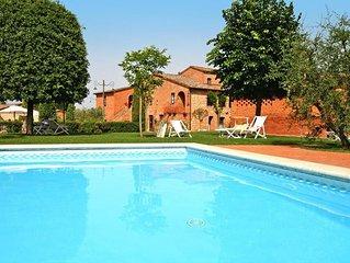 Ferienanlage Montepulciano Country Resort, Acquaviva di Montepulciano