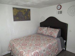 Quaint and Comfortable Basement Apartment