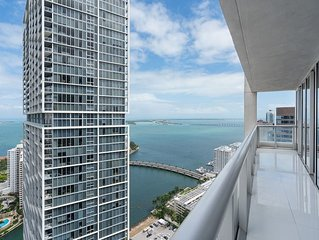W&ICON Brickell 2 bedroom apartment