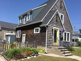 Charming Cape Cod Style Home - Blocks from Sandy Beach, Town, Bike Trail