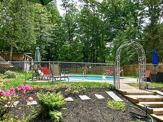 Closest to ***** Family Friendly, Pool & Private Yard. Town&Track 5 miles