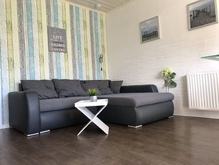 Villa close to beach in Butjadingen Location: Tossens North Sea beach * * *