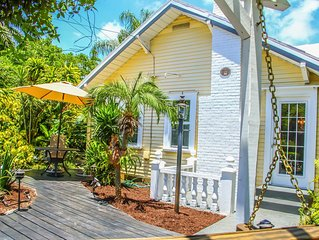 BEAUTIFULLY RENOVATED HISTORIC HOUSE RIGHT OFF LAS OLAS BLVD