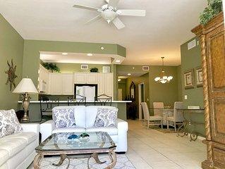 Regatta - Luxury Condo with Terrace - Walk to Vanderbilt Beach!