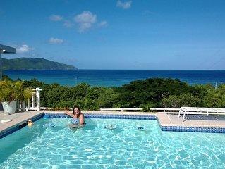 Villa Dawn at Cane Bay Beach, St. Croix, USVI