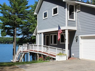 Private Setting-Lakefront-Located 10 minutes from Boyne Mountain
