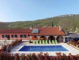 Ferienhaus Lujko (TGR407) in Trogir - 15 Personen, 7 Schlafzimmer