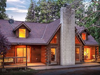 Alta Sierra getaway has extensive amenities and just a few miles from ski resort