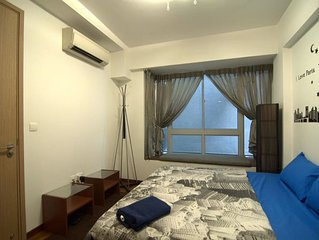 Amazing Spacious 1 Bedroom Apartment Unit * Little India Near MRT & Central 8M8