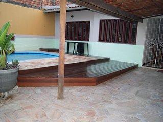 Casa 5 quartos perto da praia dos Artistas e lagos da Orla de Atalaia e shopping
