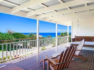 Ross Crescent, Sunshine Beach - Beach House, 100 metres to the sand
