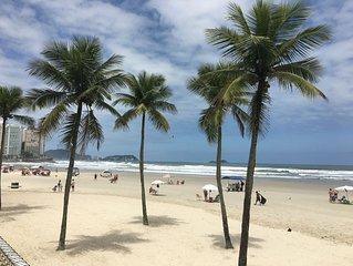 Centro Pitangueiras, 70 mts da praia, prox.a shopping/restaurantes/mercado/Banco