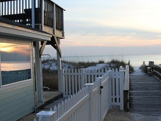 Private Beachfront Cottage Directly on the Beach!! Fantastic Location in PCB!